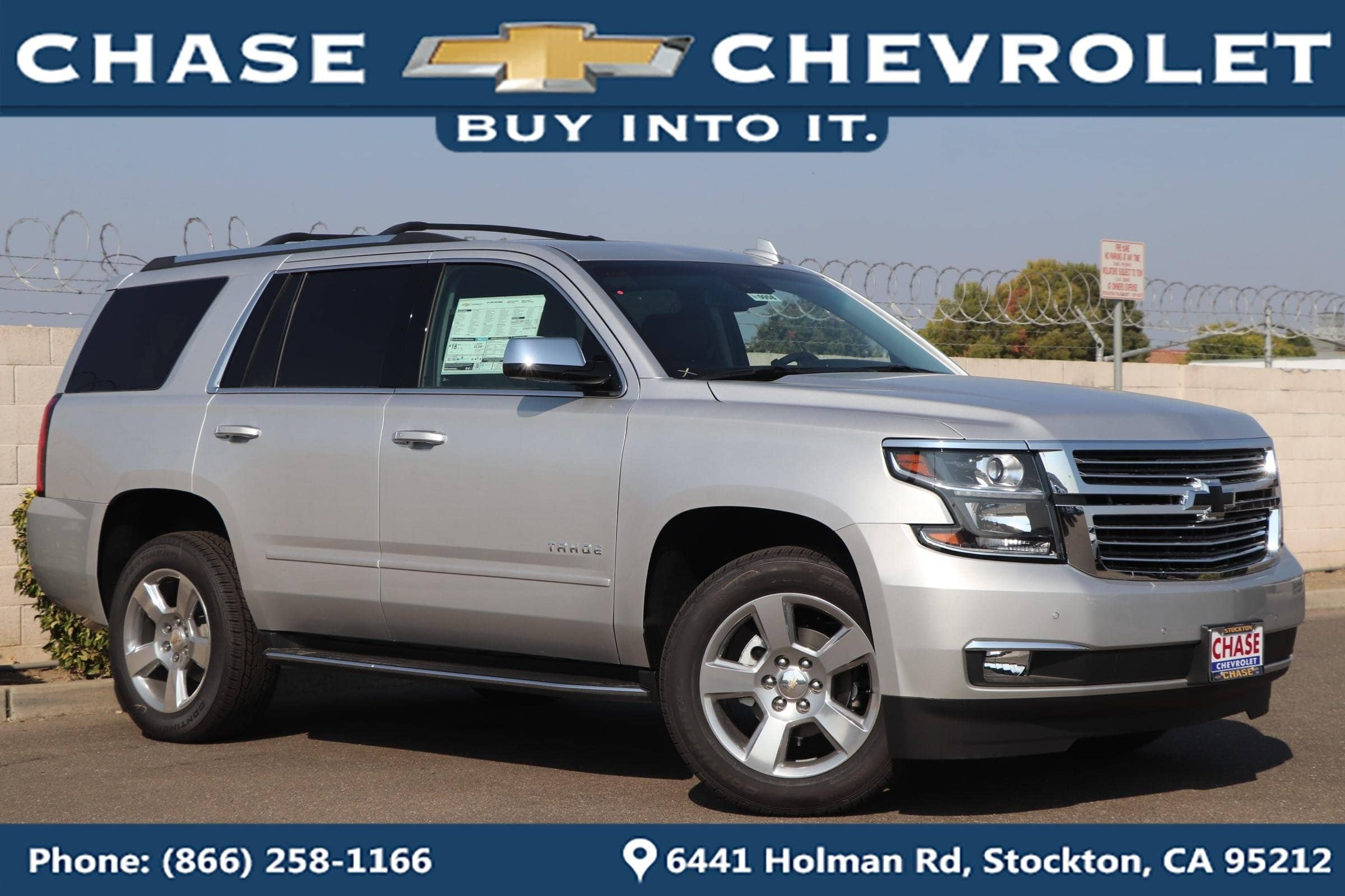 New 2019 Chevrolet Tahoe for Sale in Stockton CA