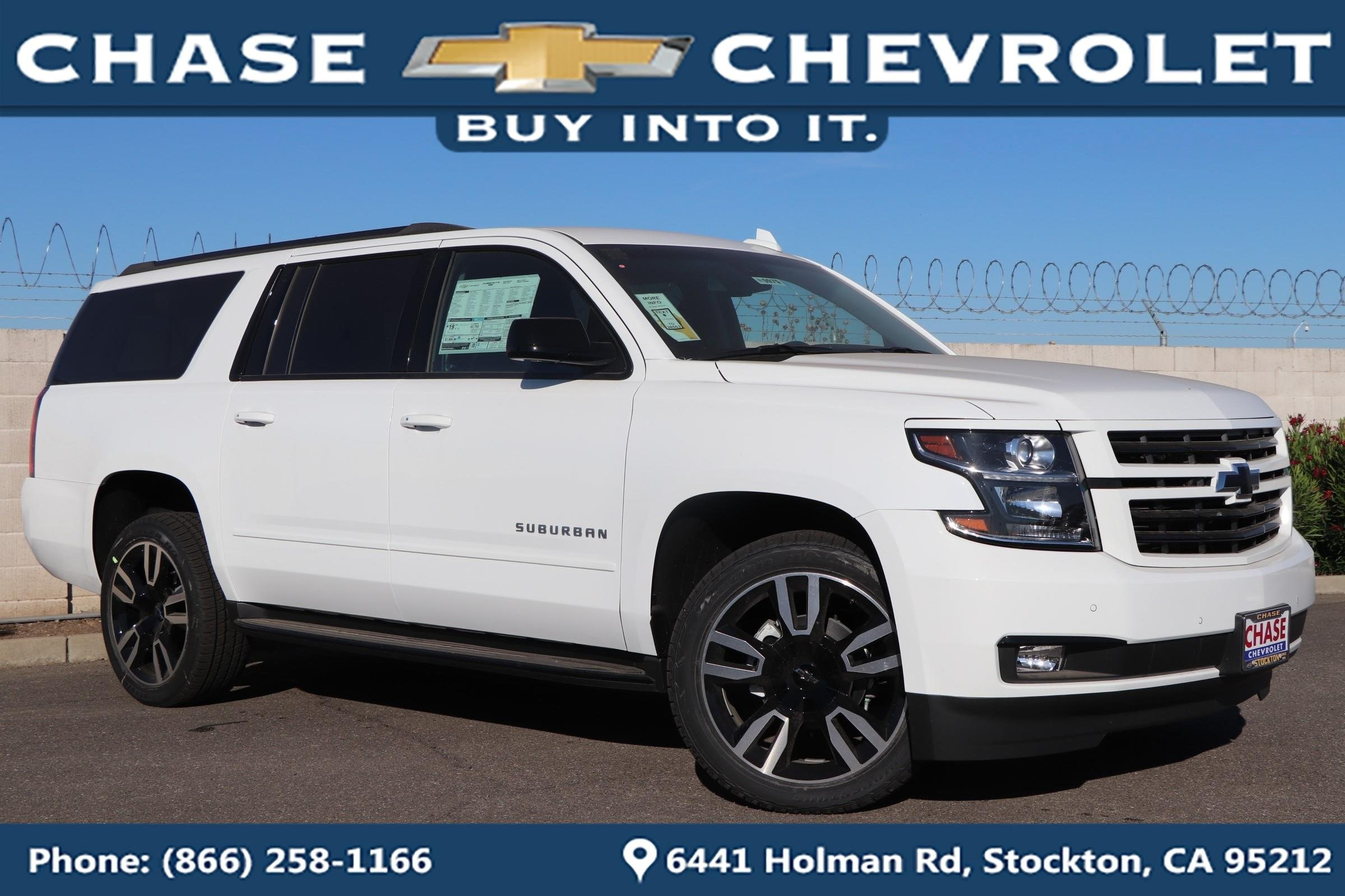 New 2018 Chevrolet Suburban for Sale in Stockton CA