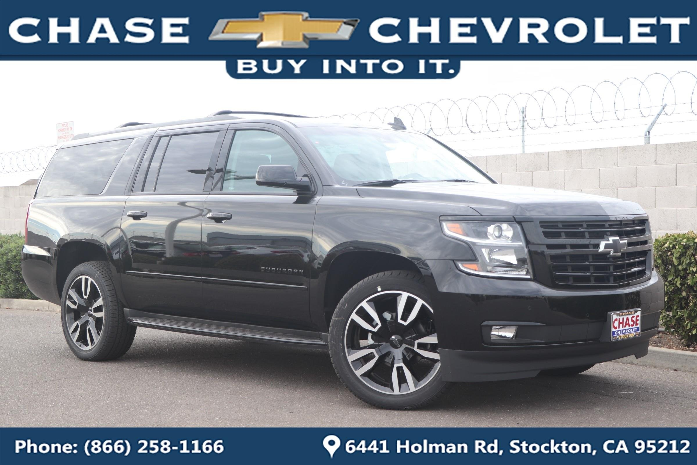 New 2019 Chevrolet Suburban for Sale in Stockton CA