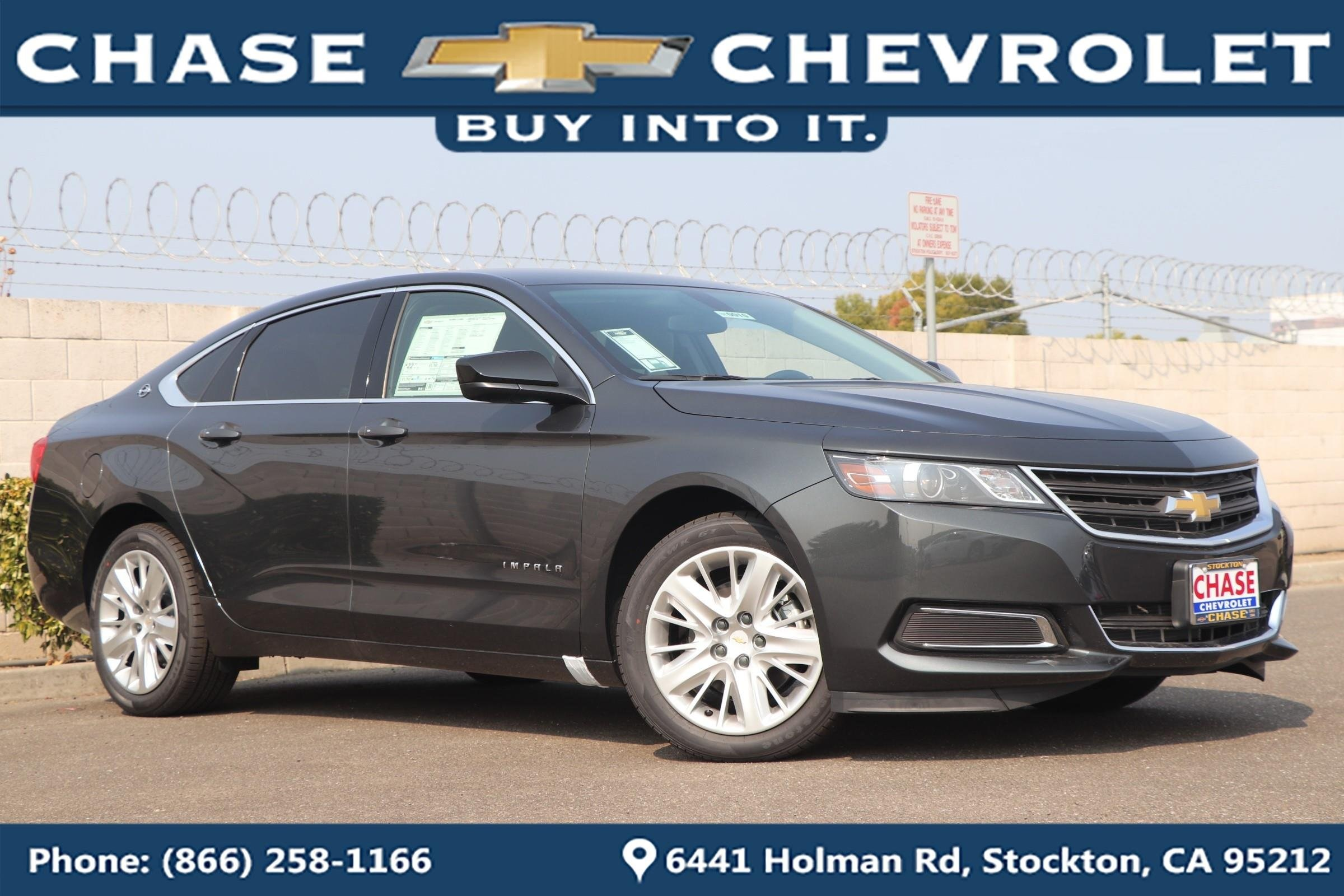 New 2019 Chevrolet Impala for Sale in Stockton CA