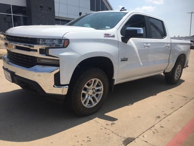 Used 2019 Chevrolet Silverado 1500 LT For Sale   Ada OK