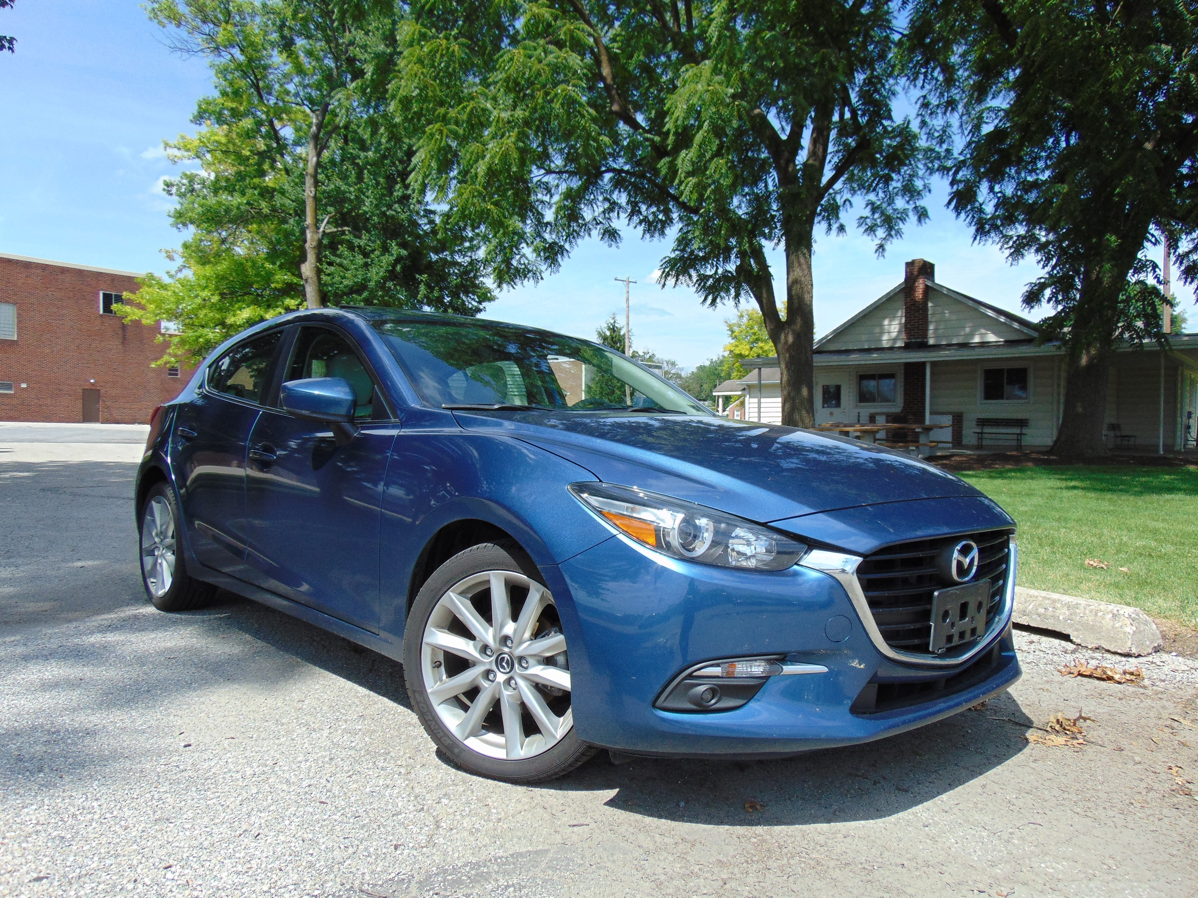 Mazda 3 Service Manual: Front Center Speaker Inspection
