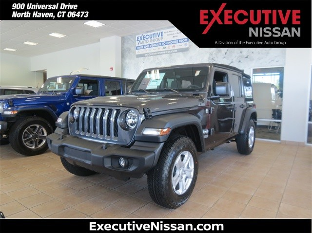New 2018 Jeep Wrangler For Sale In North Haven CT | Serving New Haven,  Branford U0026 Milford   181159