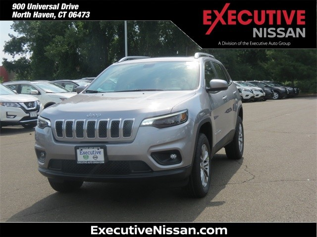 New 2019 Jeep Cherokee For Sale In North Haven CT | Serving New Haven,  Branford U0026 Milford   190071