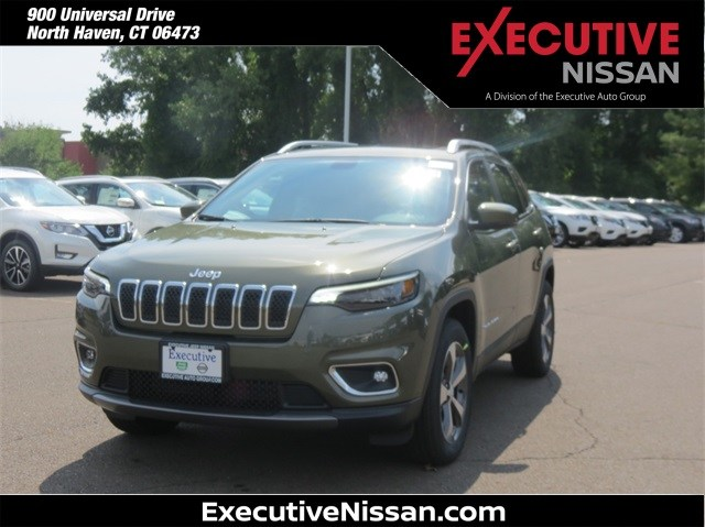 New 2019 Jeep Cherokee For Sale In North Haven CT | Serving New Haven,  Branford U0026 Milford   190074