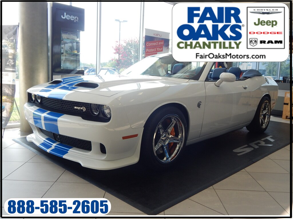 New 2020 Dodge Challenger Srt Hellcat For Sale In Chantilly Va Near Arlington Alexandria Manassas Va Vin 2c3cdzc99lh131934