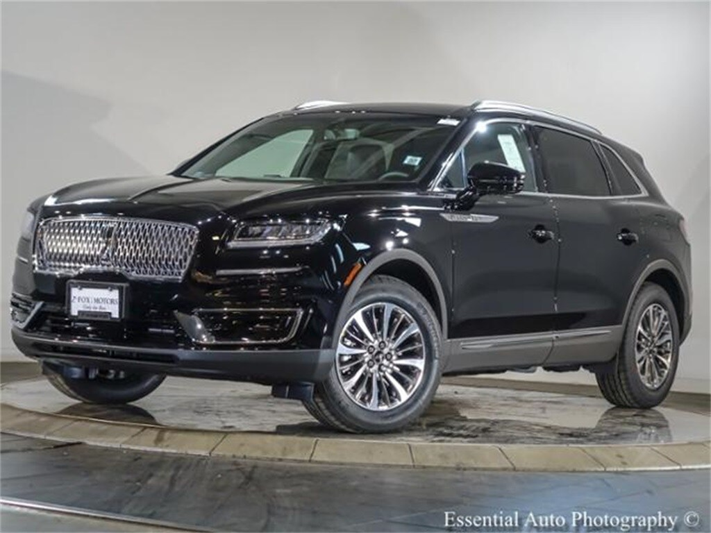 New 2020 Lincoln Nautilus For Sale Chicago Il 2lmpj6j9xlbl15807