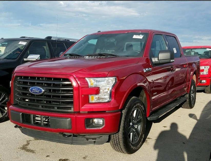 Ford Trucks 2016 >> Used 2016 Ford F 150 For Sale At Freeway Ford Truck Sales Vin 1ftew1eg6gfc58353