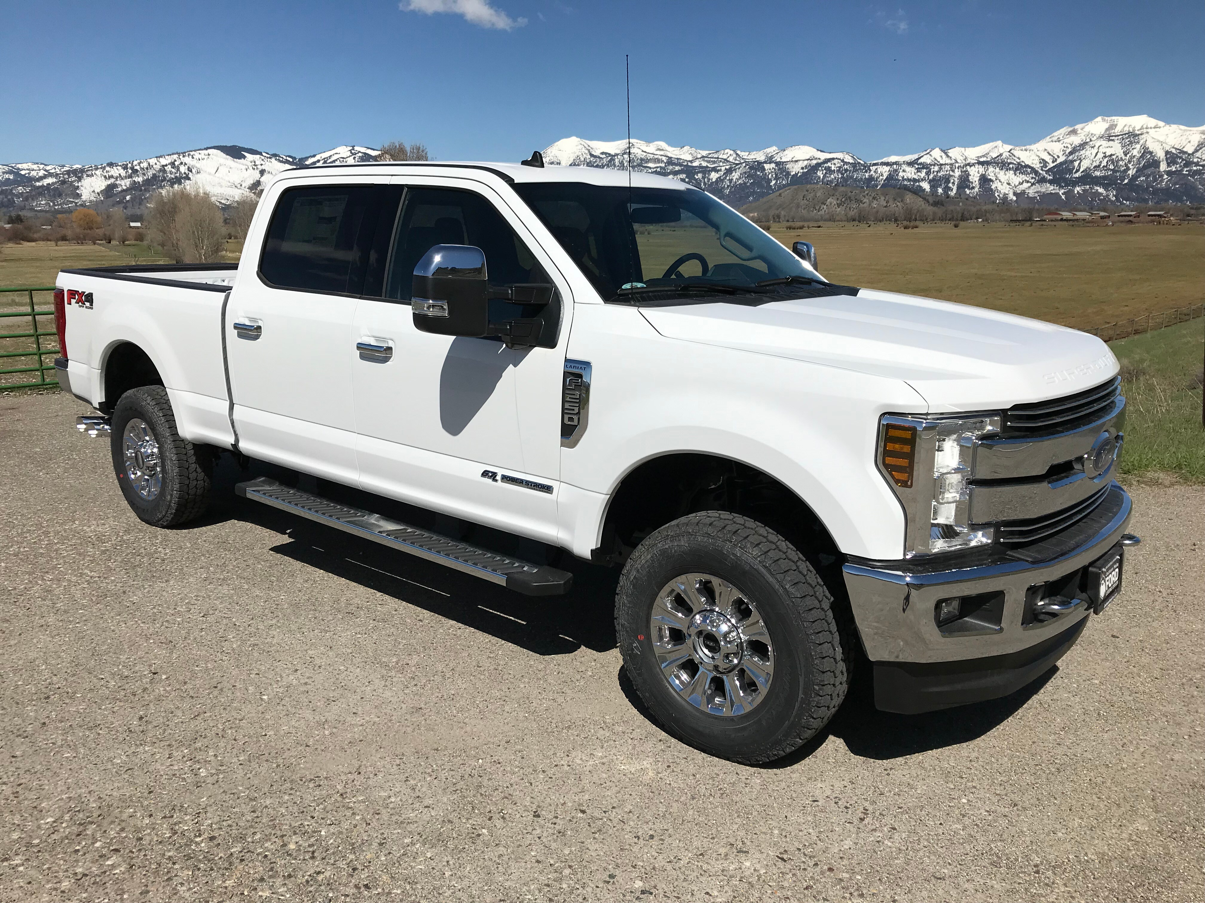 New 2019 ford f 250 for sale at jackson hole ford vin 1ft7w2bt9ked83054