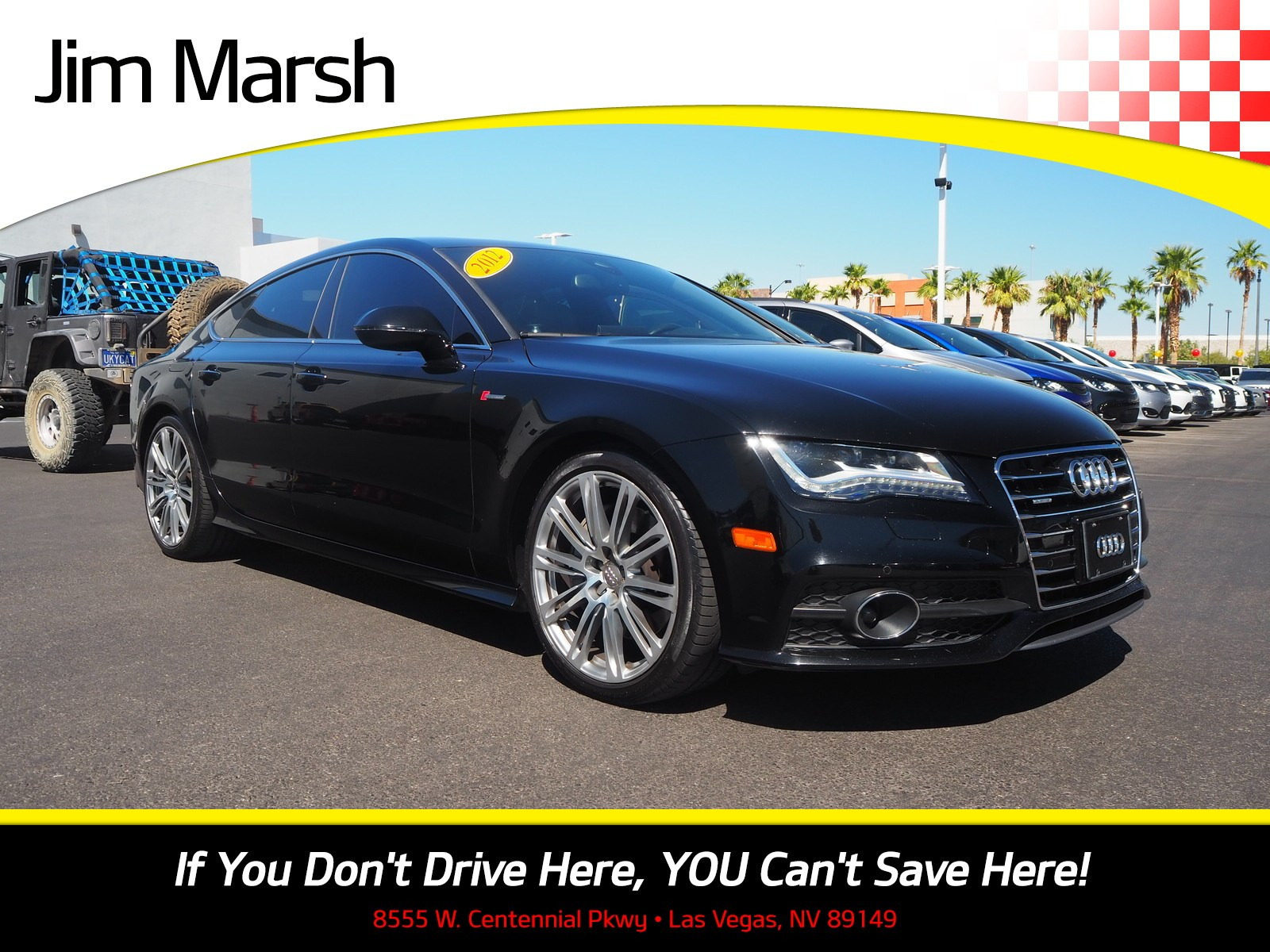 Used 2012 Audi A7 For Sale In Las Vegas | Near Paradise, NV, Henderson U0026  North Las Vegas | VIN: WAU3GAFC1CN094989