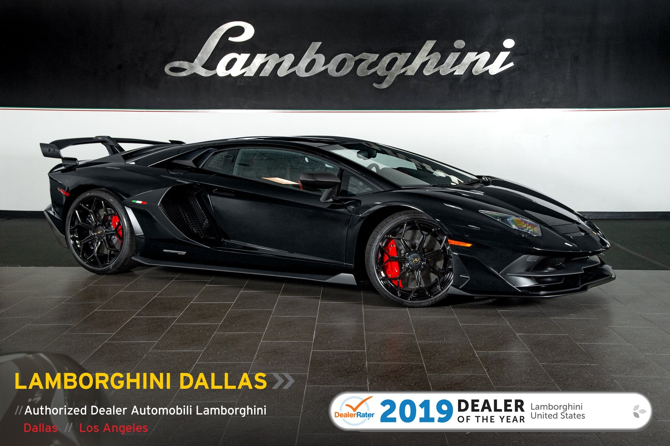 Used 2019 Lamborghini Aventador Svj For Sale Richardson