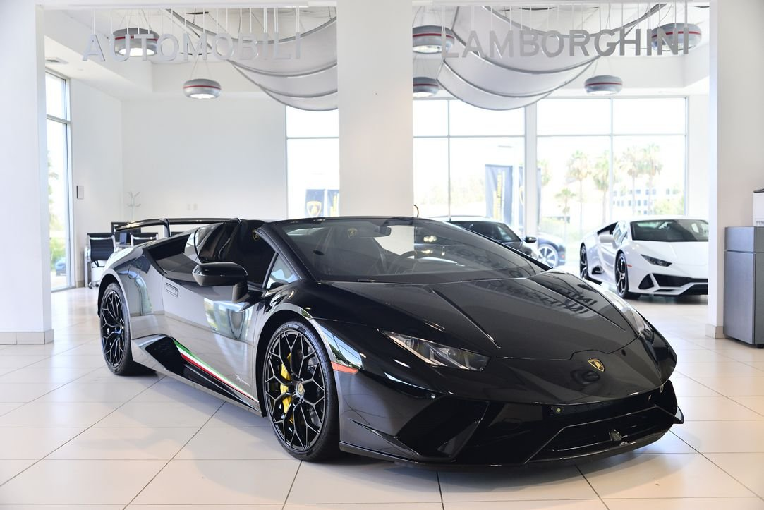 New 2019 Lamborghini Huracan Performante For Sale