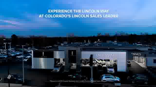New and Used Lincoln Car Dealership located in Englewood CO