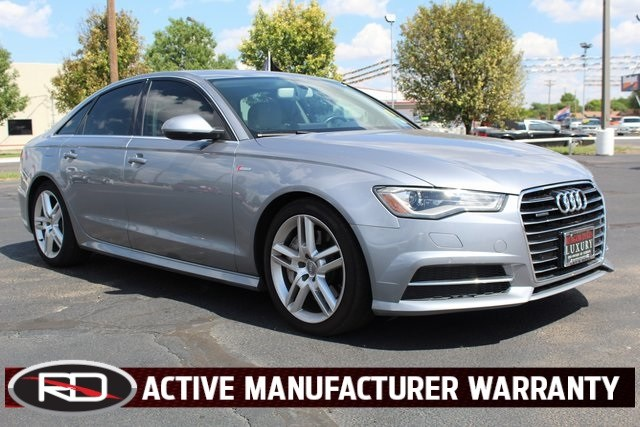 Used 2016 Audi A6 For Sale | AMARILLO TX | VIN: WAUFGAFC5GN018159