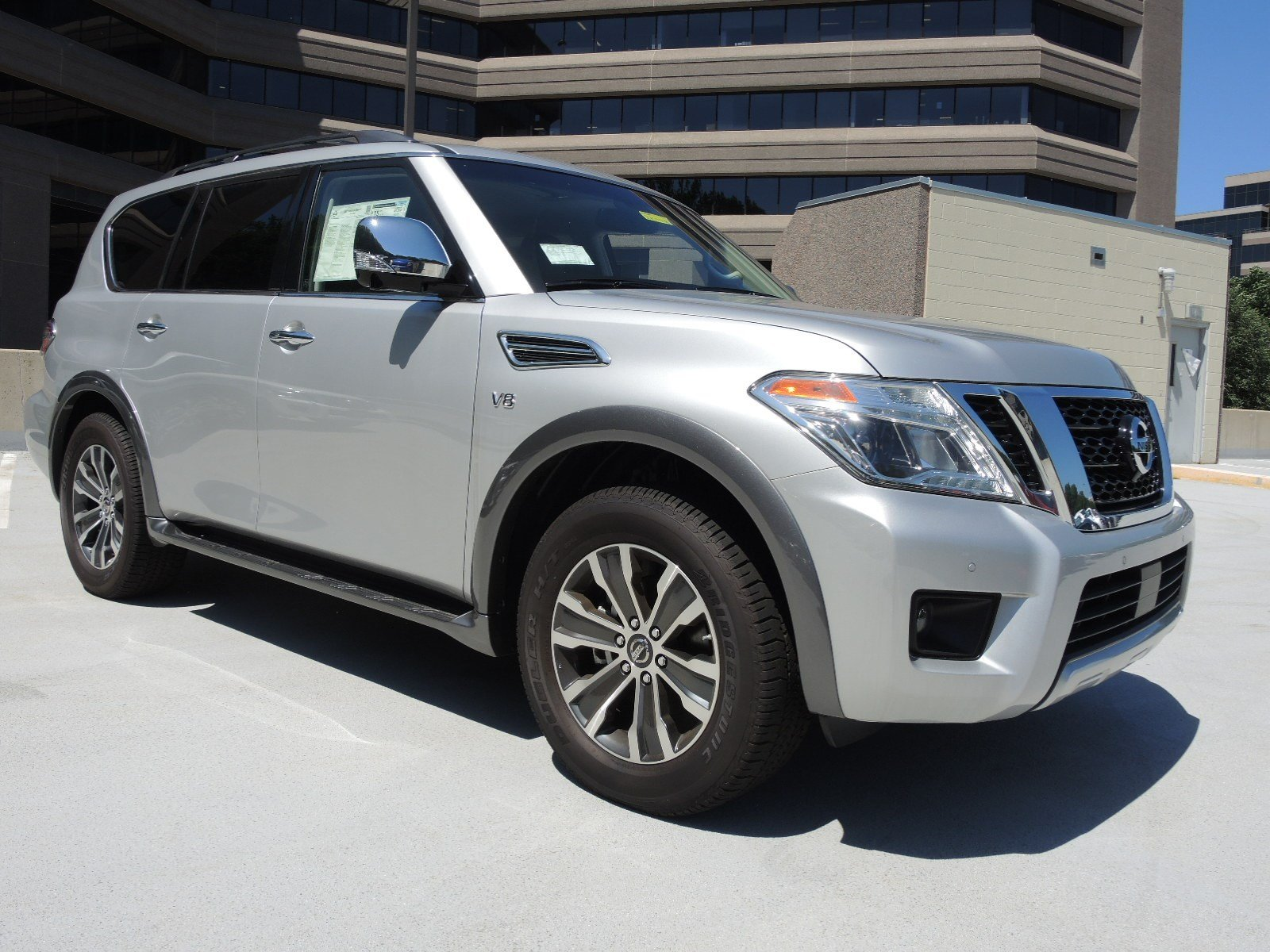 New 2017 Nissan Armada For Sale
