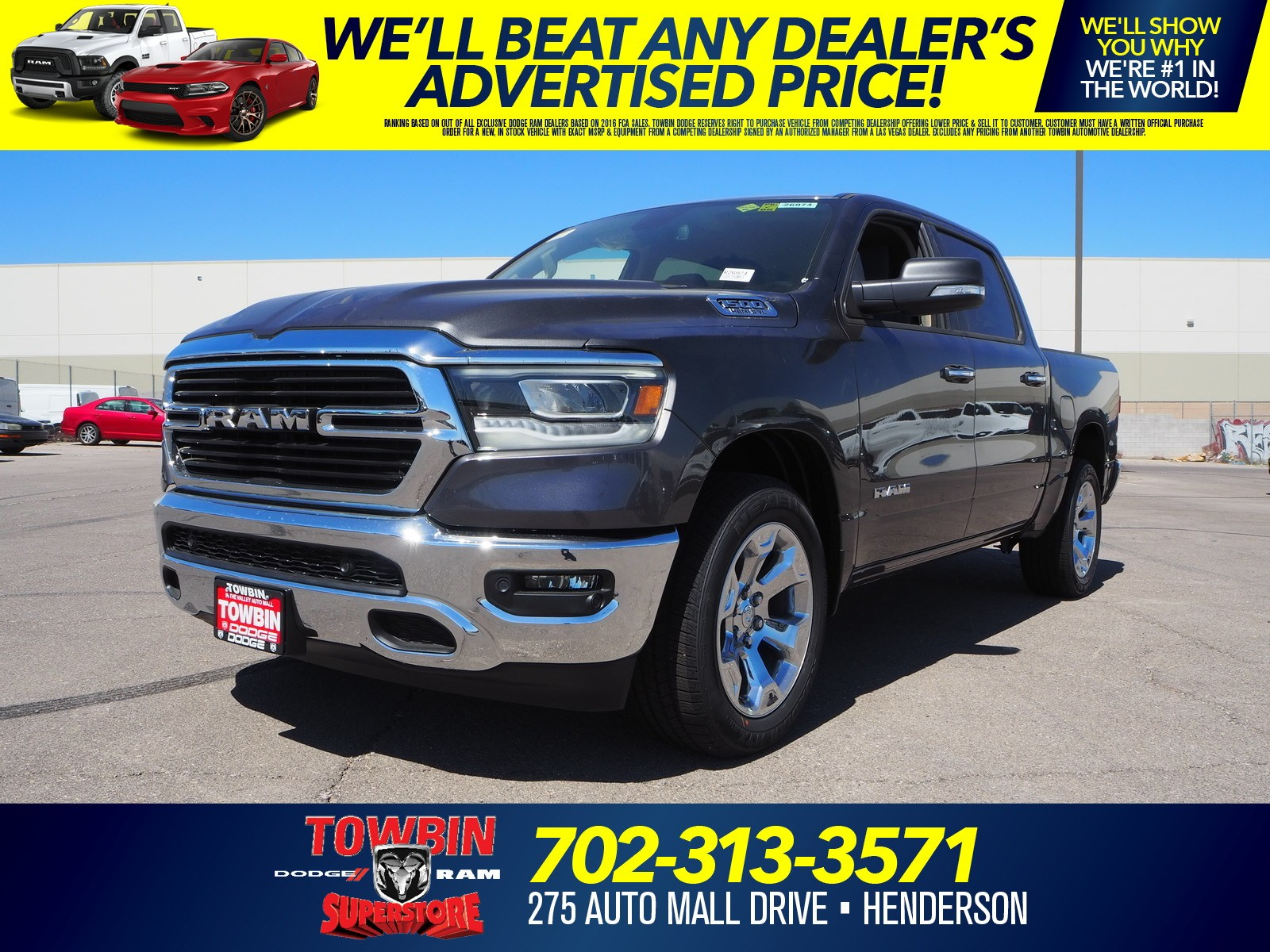 Dodge Dealer Las Vegas