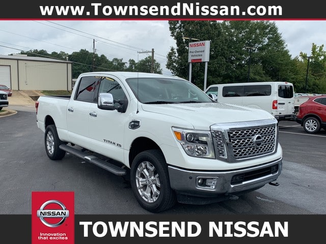Used 2017 Nissan Titan XD For Sale at Townsend Automotive Tuscaloosa